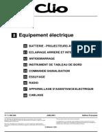 Equipement Electrique Clio Woeld