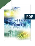 Savings and Capital Markets