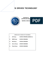 Sigmadrive Range Manual - Provisional Release