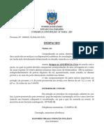 despacho Processo Nº  3000023-74.2016.815.0151