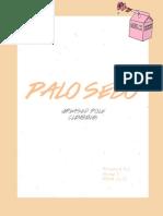 PALO-SEBO POWERPOINT PRESENTATION