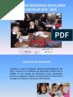 CAPACITACIÓN Ciclo Escolar 18-19 Superv