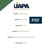 Tarea III de Fundamentos y Estructura Del Curriculo Dominicano