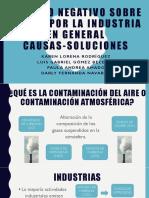 Impacto Negativo Sobre El Aire Por La Industria (1) [Autoguardado]