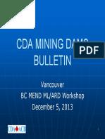 2013 5 SMALL Cda Mining Dams Bulletin