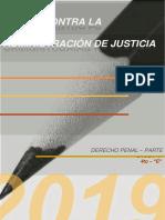 Delito de Administración de Justicia