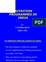 c14 p51 Nutritional Programmes in India
