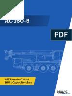 Ac 160 5 Metric Datasheet (en de Fr It Es Pt Ru)