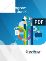 Grosvenor DIY Program Evaluation Kit
