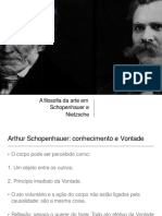 S.a.8. _1série _ a Arte Em Schopenhauer e Nietzsche