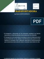 FAJA TRANSPORTADORA