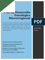 Informe de Desarrollo Económico Micro Regional