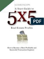 5x5 Quick Start Guide v1a[1]