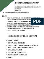 Plcc System Presentation