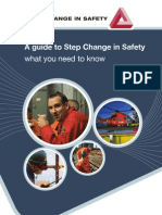 A Guide to Step Change in Safety