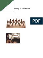 Tema 9. Kant y La Ilustracion