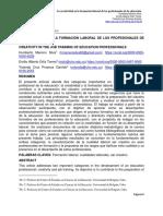 La creatividad en la formación laboral en los profesionales de la educación.pdf