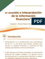 NANALISIS E INTERPRETACION INFORMACION FINANCIERAuevo Documento de Texto