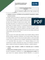 Propuesta de Restauración Ecológica Para Un Ecosistema Acuático.