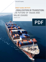 MGI Globalization in Transition the Future of Trade and Value Chains Full Report