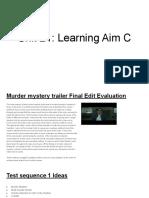 murder mystery trailer   1