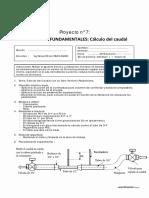 GUÍA PROYECTO 07-Cálculo Del Caudal Con Un Tubo Venturi