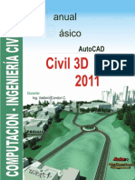 Manual de Autocad Civil 3d 2011 John Edson Vol 03