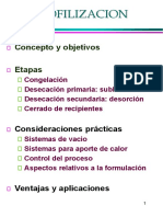 Liofilización 2019