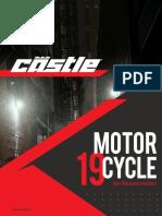 2019 Castle Motorcycle Catalog