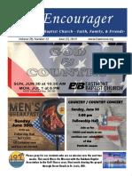 EBCEncourager June 23, 2019