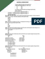 Power System Mcqs PDF