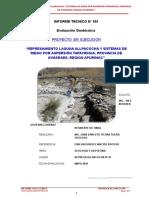 evaluacion de geotecnica Geologica