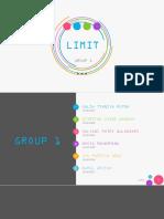 Kalkulus Differensial; Limit Dan Kekontinuan