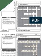 Crucigrama MACROFORMA