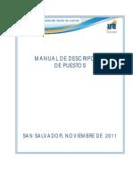 Manual de Descripción de Puestos. (2)