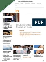 Noticias, la última hora de España y el mundo - RTVE.es