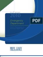 2010 ED Pulse Report