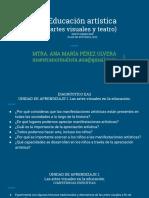 Rúbrica Analítica Para Evaluar Proyecto Teatro 2018