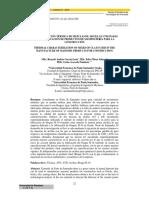 CARACTERIZACIÓN TÉRMICA DE MEZCLAS DE ARCILLAS UTILIZADAS EN LA FABRICACIÓN DE PRODUCTOS DE MAMPOSTERÍA PARA LA CONSTRUCCIÓN