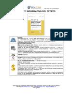 Folleto Informativo Seminario-Taller Guía de Riesgos en BOGOTÁ (04!04!2019) Editado