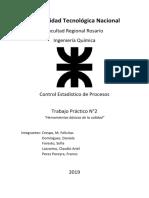 tp2 control estadistico de procesos