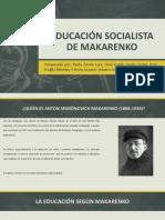 Educación Socialista de Makarenko