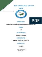 Tarea 1 Fund. Del Currículo de La Educación Inicial (1)