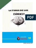 18_ La Farsa de Los Exámenes (1)