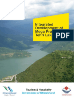 IP_UK_Integrated Development of Mega Project at Tehri Lake