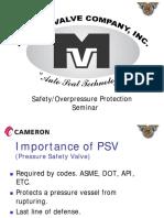 15-Mercer Valve - Safety