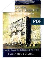 El Regreso de Marrano Kosher - Itzjak Shapira COMPLETO