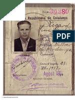 Ricardo Sicre, la huella de un agente secreto | Documentos | EL PAÍS Semanal