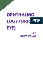 SYNNAA Ophthalmology