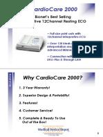 Cardio Care 2000